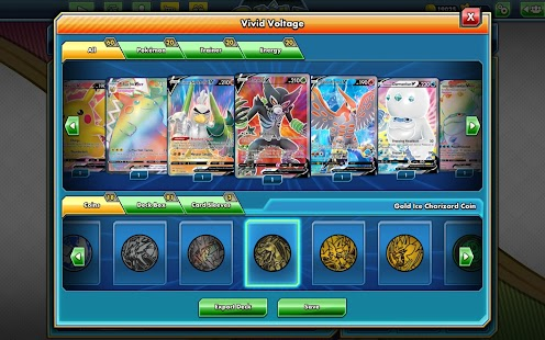 Pokémon TCG Online Screenshot
