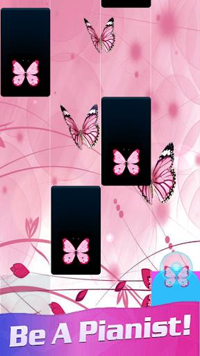 Piano Rose Tile Butterfly 2021  screenshots 1