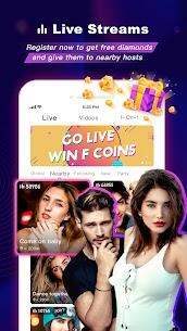 FaceCast v2.5.85 MOD APK – Make New Friends – Meet & Chat Livestream 2