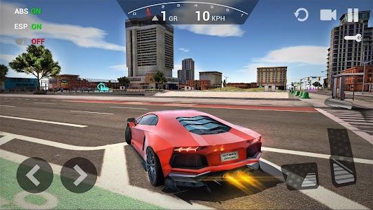 Ultimate Car Driving Simulator MOD APK 5.5 1