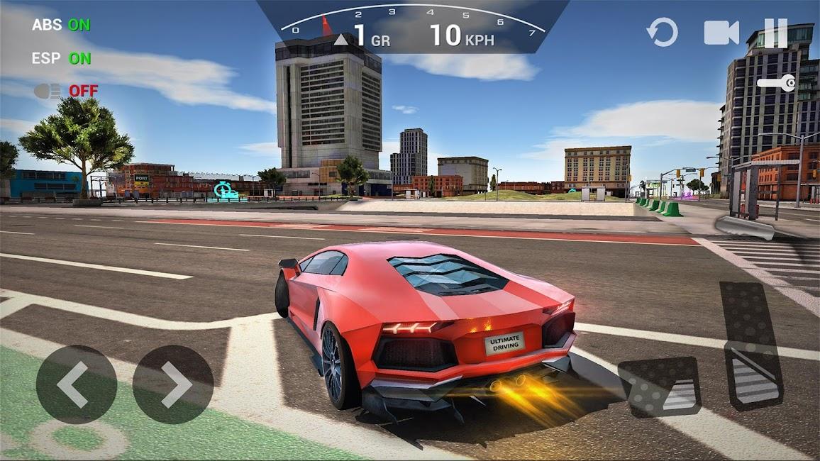 Ultimate Car Driving Simulator MOD APK 5.4 1