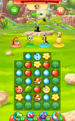 Best Fiends Stars - Free Puzzle Game 2.6.0 screenshots 8
