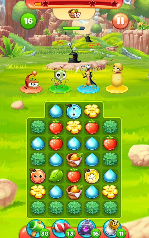 Best Fiends Stars - Free Puzzle Game poster 7