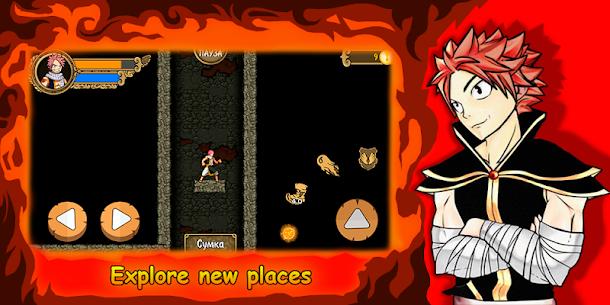Fairy Light Fire Dragon MOD (God Mode/Unlimited Mana) 2