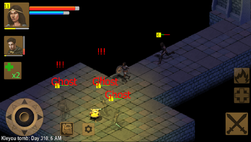 Exiled Kingdoms RPG 1.2.1124 Screenshots 14