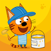Kid-E-Cats: Housework Educational games for kids