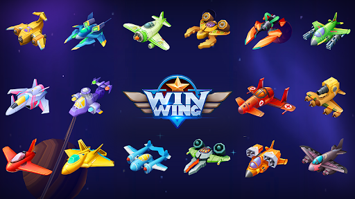 WinWing: Space Shooter Apkfinish screenshots 23