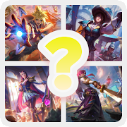 Guess League of Legends Champions - Quiz Game !!