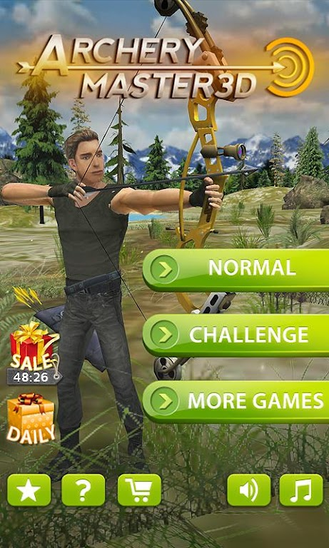 Archery Master 3D  poster 3