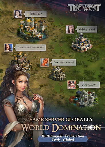 Clash of Kings:The West  screenshots 17