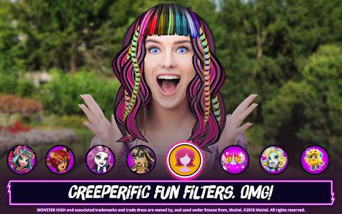 Monster Highu2122 Beauty Shop: Fangtastic Fashion Game 4.1.14 Screenshots 5