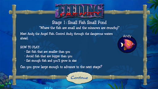 Fish Feeding Frenzy  screenshots 1