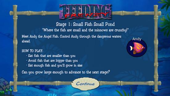 Fish Feeding Frenzy 1.7 Screenshots 1