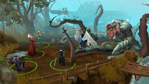 Strategy of Discorduff0dTurn Based RPG games offline  screenshots 2