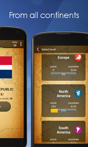 Picture Quiz: Country Flags 2.6.7g screenshots 4