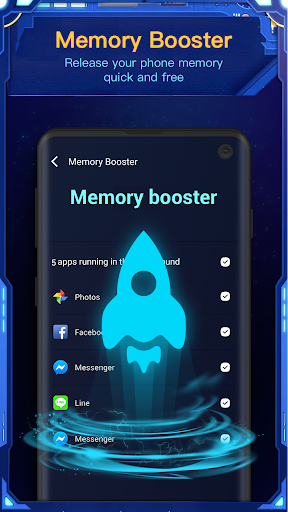 Nox Security - Antivirus Master, Clean Virus, Free apktram screenshots 5