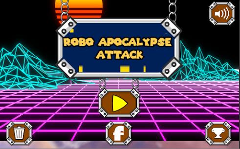 Robot Apocalpse Defense 1.1 Mod APK Download 1