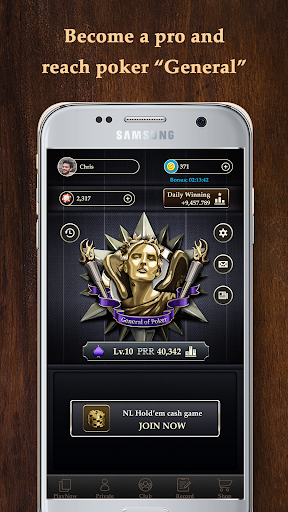 Pokerrrr 2 - Poker with Buddies 4.7.8 Screenshots 5