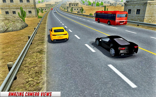 The Corsa Legends: Road Car Traffic Racing Highway  screenshots 5