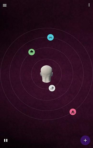 Captura 7 de Sleep Orbit: Sonido Relajante para android