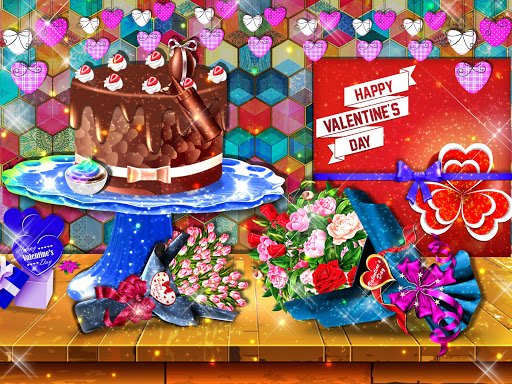 Valentineu2019s Day Party Planning & Beauty Salon Game Apk 1.5 screenshots 2