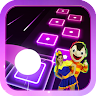 bely y beto magic tiles hop musica games game apk icon
