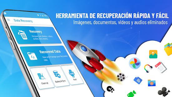 Recuperar Fotos Borradas del Movil : Data Recovery Screenshot