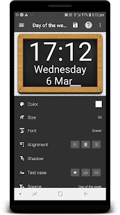 UCCW - Ultimate custom widget Capture d'écran