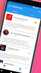 The Podcast App  For Pc – Free Download For Windows And Mac 2