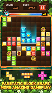 Fresh block puzzle offline game Apk Download 2021 5