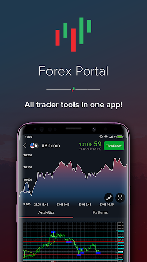 Foto do Forex Portal: quotes, analytics, trading signals