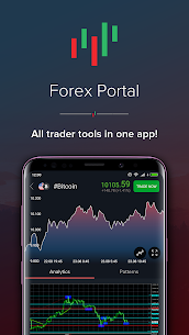 Forex Portal  quotes, analytics, trading signals Apk Download 3