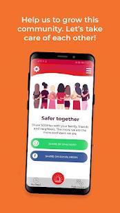 Emergency SOS Safety Alert (SOSMex)
