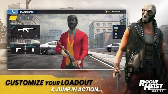 Rogue Heist APK Download For Android 2