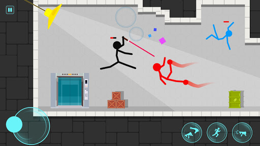 Supreme Stickman Fighting: Stick Fight Games 2.0 screenshots 8