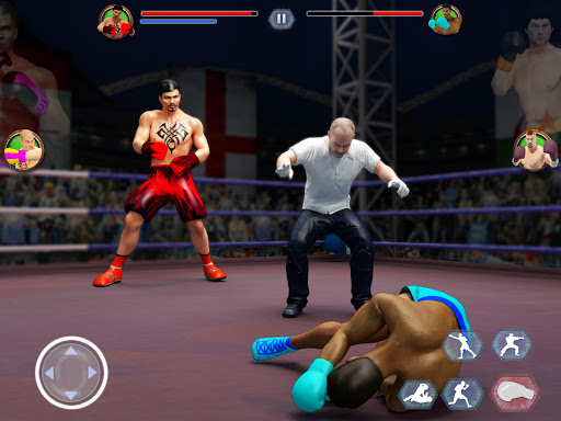 Tag Team Boxing Game: Kickboxing Fighting Games 2.9 Pc-softi 17