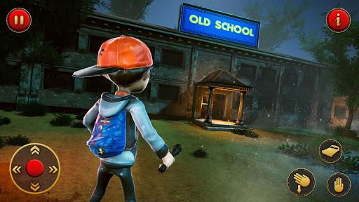 Scary Teacher 2021 - Adventure School Game apkpoly screenshots 4