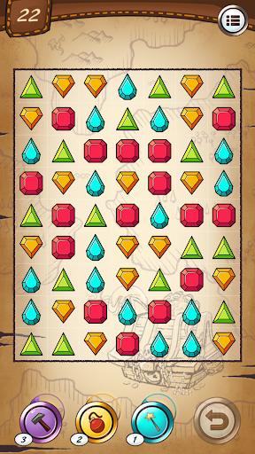 Jewels and gems - match jewels puzzle 1.3.0 screenshots 19