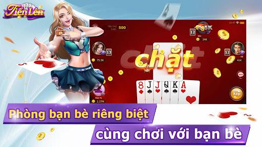Tiu1ebfn Lu00ean Miu1ec1n Nam - Tien Len -Tu00e1 Lu1ea3-Phu1ecfm -ZingPlay 1.9.112601 Screenshots 8