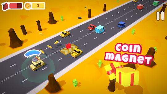 Tiny Road – Arcade cars with crazy powers Hack Online [Android & iOS] 5
