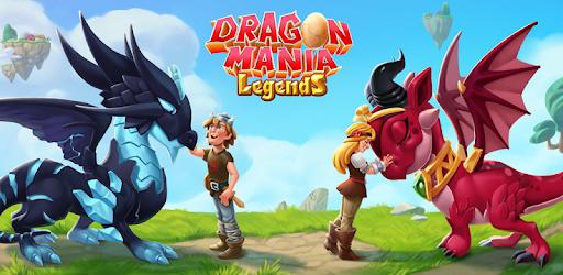 Dragon Mania Legends .APK Preview 0