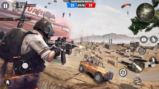 Modern Cover Hunter Multiplayer 3D team Shooter 1.8 screenshots 2