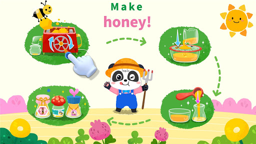 Baby Panda's Animal Farm  Screenshots 17