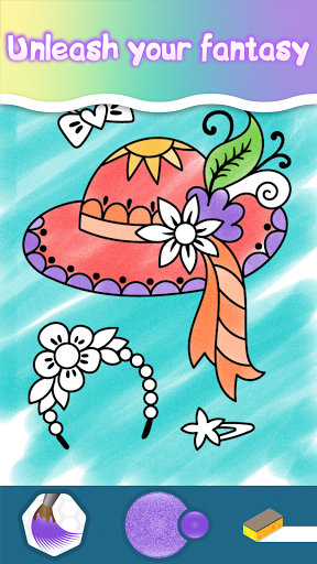 Coloring pages for little princesses  screenshots 14
