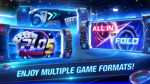 Thunder Poker : Holdem, Omaha 1.8.4 screenshots 4