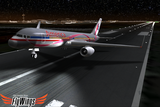 Flight Simulator Night - Fly Over New York NY 1.0.1 apktcs 1