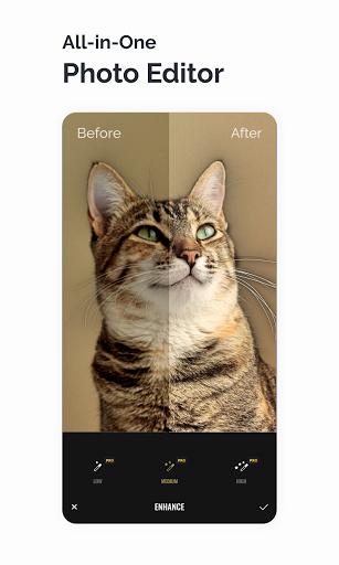 Fotor Photo Editor - Design Maker & Photo Collage  screenshots 1