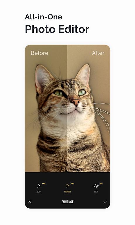 Fotor Photo Editor - Design Maker & Photo Collage  poster 0