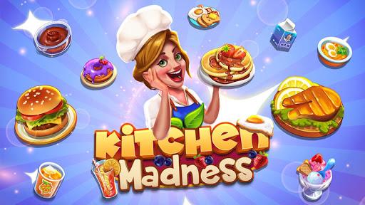Kitchen Madness - Restaurant Chef Cooking Game Apkfinish screenshots 10