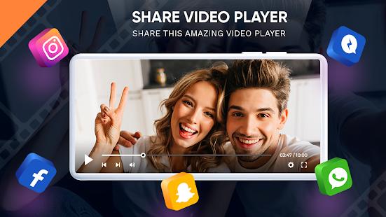 X Video Player - HD Video Player 2021